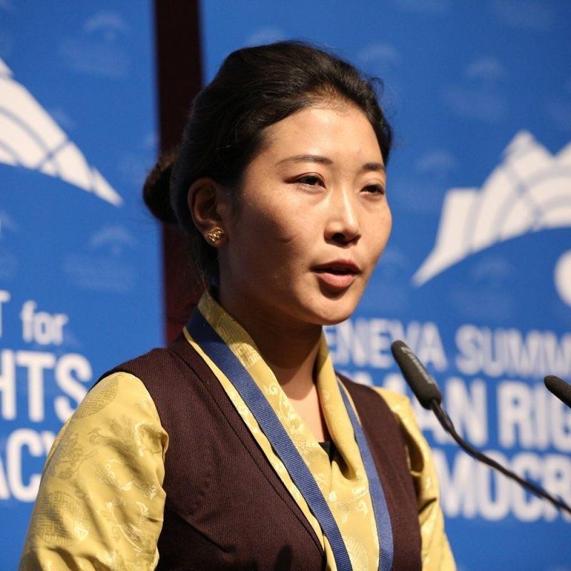 Nyima Lhamo